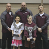 WMP wrestlers earn All American status at Nationals