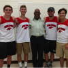 Red Hawk boys track competes at state