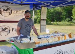 Shop the Cedar Springs farmer's market