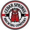 Cedar Springs Brewing Company beer found across Kent County