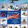Veterans receive dream flights