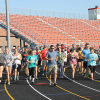Marching band completes band camp