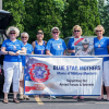 Blue Star Mothers collect donations for troops