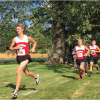 Boys cross country win first conference meet