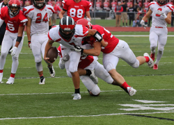 Red Hawks quash Northview pass attack in 26-10 victory
