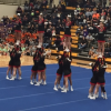 Competitive Cheer takes second at invitational