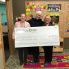 Step challenge results in donation to Cedar Springs Public Library
