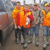 Youth small game hunt in Belding Jan. 19