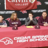 Red Hawk baseball player to play for Calvin College