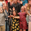 Elementary Students perform Broaway-Style for concert