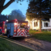 Firefighters save home in Solon Township