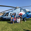 "Aeromed drops in for ""Show and Tell"""