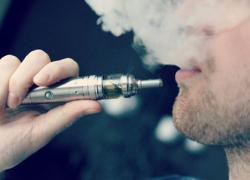 Ban of flavored nicotine vaping products effective immediately