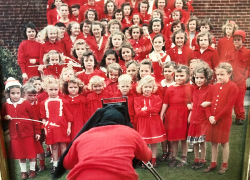 LIFE magazine Red Flannel photo 70th anniversary