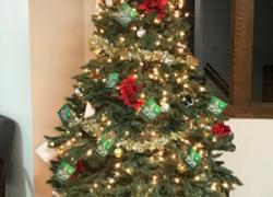 Angel Tree at First Baptist Church