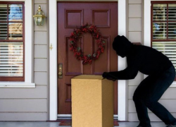 Porch Pirates and the Neighborhood Watch