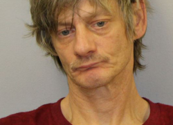 Three arrested on meth and stolen property charges