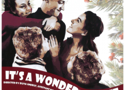 """""""It's a Wonderful Life"""" this weekend at CS High School"""