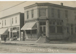 Out of the attic: The great bank robbery of 1903