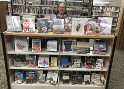 Check out this Japanese book collection at the C.S. Library
