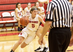 Lady Red Hawks take down Northview and Lowell