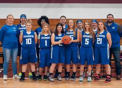 CTA Girls Basketball Highlights