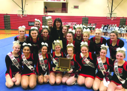 Cheer claims 4th OK White  championship