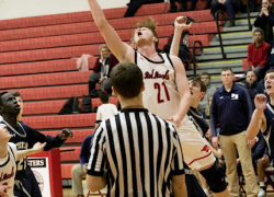 Red Hawks win over Potter's House Christian