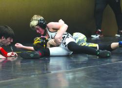 WMP wrestlers claim victories
