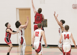 Red Hawks come back to win over Lowell