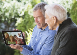 Caregiving and COVID-19: Tips for people with vulnerable family members