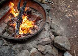 No burning yard debris