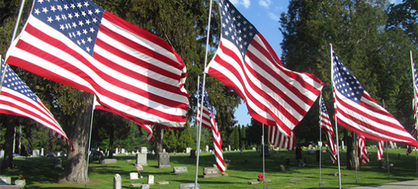 Avenue of Flags 2020