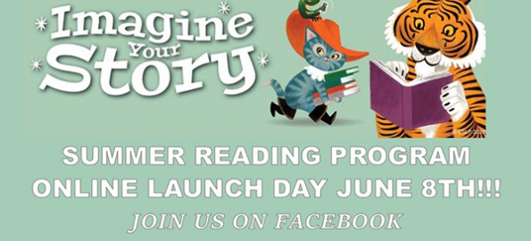 Summer reading at the Cedar Springs Library