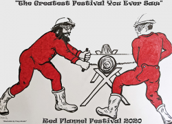 Red Flannel Festival chooses theme