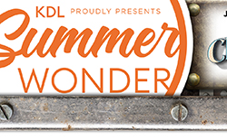 KDL delivers summer fun and learning straight to you