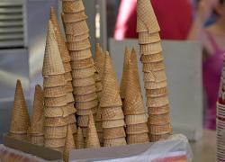 History of the ice cream cone