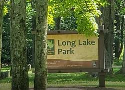 Near drowning at Long Lake