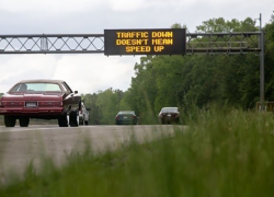 Speed, lack of seat belt use leading to more roadway fatalities