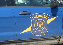 Crash takes two lives in Sheridan Township