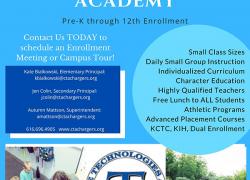 CTA Pre-K through 12th Enrollment