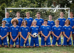 CTA boys soccer crowned conference champions
