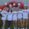 Volleyball honors seniors, begins tournament play
