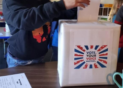 Civic Duty of Voting is practiced in the classroom