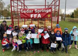FFA has successful start to school season