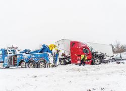 National Traffic Incident Response Awareness Week Nov. 9-15