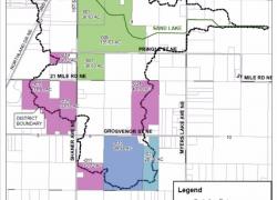 Sand Lake drain appeal dismissed