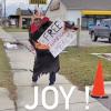 City Impact community turkey giveaway