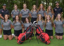 Golf team earns Academic All-State honors