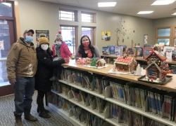 Library hosts Christmas events